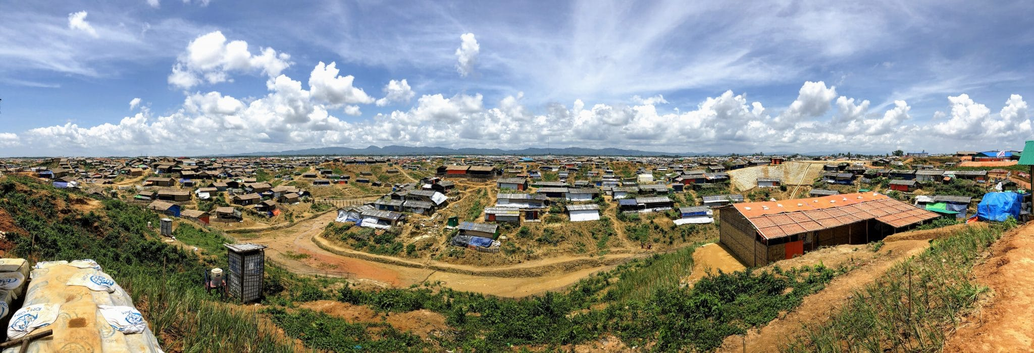 Rohingya Camp | Photo: Mohammad Tauheed/Flickr