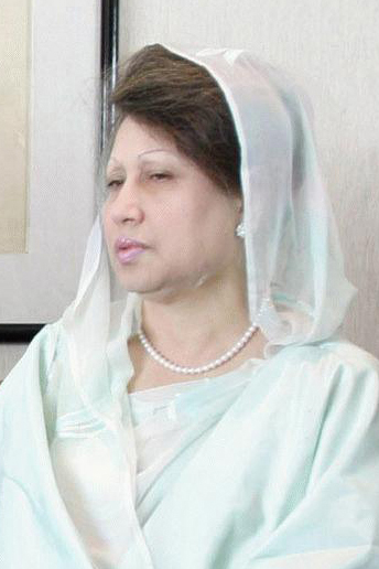 Why is Khaleda Zia to be released now?